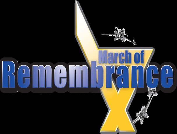 march of remembrance 2016