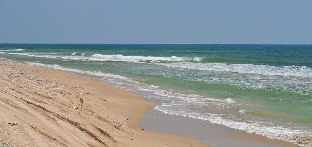 MATAGORDA BEACH FEATURE