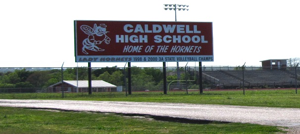 CALDWELL HS FEATURE