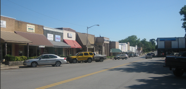 downtown caldwell