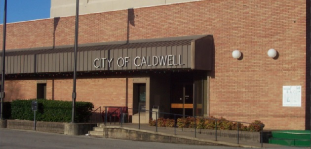 CALDWELL CITY HALL FEATURE