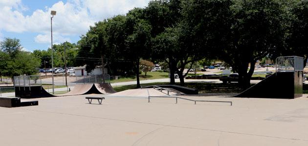Skate Park feature