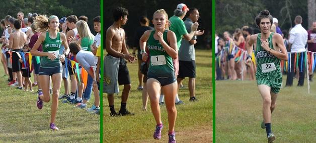 (L to R) Meredith Clayton, Alexis Antkowiak, Misael Olivarez (Photo Courtesy: Mike Grunder)