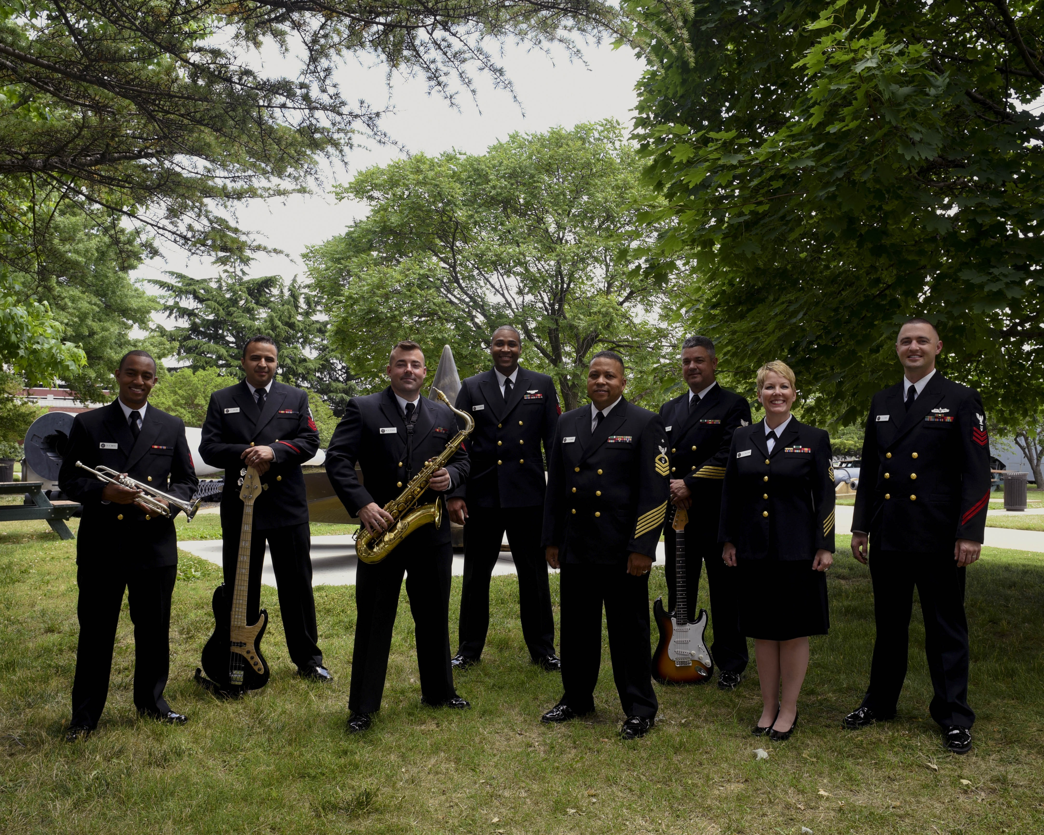how to join the navy band