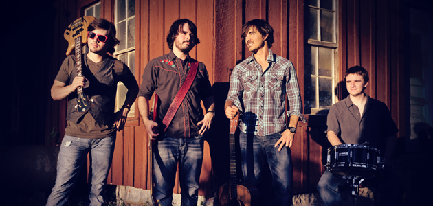 The Cody Bryan Band will play at the Washington On the Brazos on the 4TH  of July.