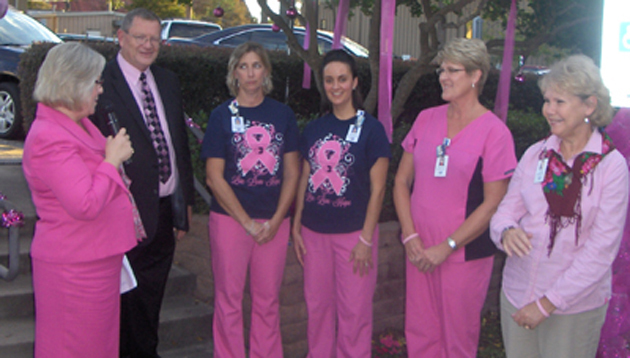 Photo of THINK PINK THURSDAY