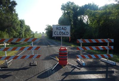 Photo of COUNTY ROAD AND BRIDGE DEPARTMENT ANNOUNCES ROAD CLOSURE FOR BRIDGE WORK