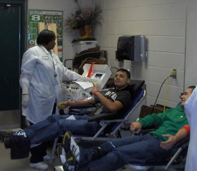 Photo of BRENHAM ICT BLOOD DRIVE