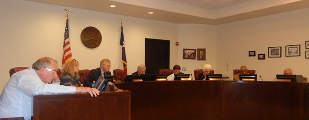Photo of BRENHAM CITY COUNCIL EXPLORES IMPROVEMENTS OF CHAPPELL HILL STREET