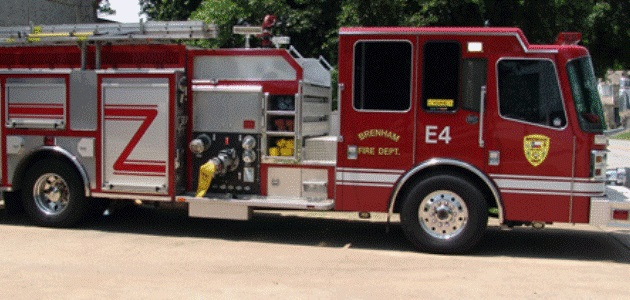 Photo of BRENHAM FIRE DEPARTMENT RESPONDS TO WEEKEND BURNING CALL