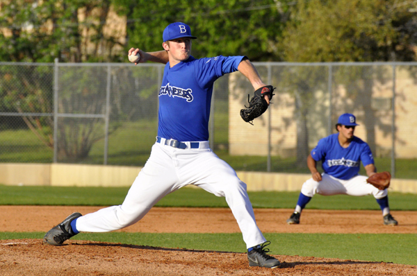 Photo of BUC PITCHER NAMED TOP JUCO PROSPECT