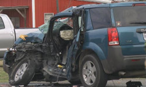 Photo of WIDOW IN GRIMES TRAFFIC FATALITY RELEASED FROM HOSPITAL