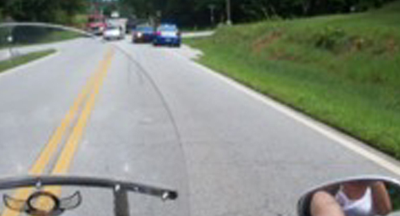 Photo of MOTOCYCLIST DIES FROM WEEKEND ACCIDENT INJURIES