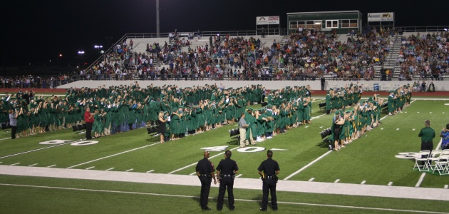 Photo of BRENHAM HIGH SCHOOL CLASS OF 2014 READY FOR THE FUTURE