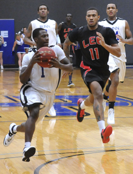 Photo of Buccaneers fall to talented San Jacinto on the road, 88-72