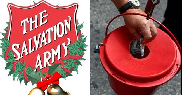 Photo of FAITH MISSION SEEKING SALVATION ARMY BELL RINGERS