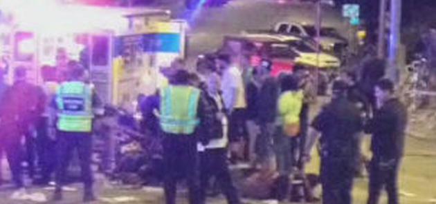 Photo of THIRD PERSON DIES AFTER SXSW CRASH