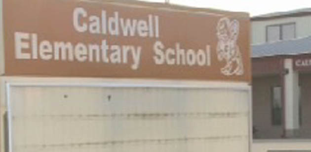 Photo of MOLD TO CLOSE CALDWELL SCHOOL