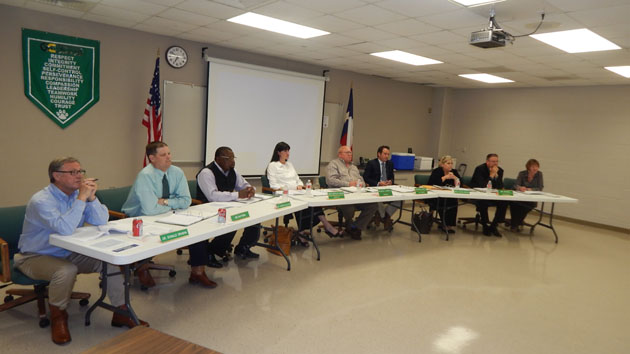 Photo of BRENHAM ISD BOARD OF TRUSTEES HEARS UPDATE ON SUPERINTENDENT QUALIFICATIONS
