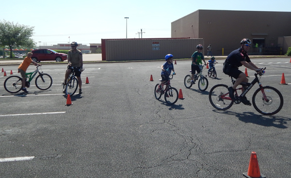 """Photo of ANCHOR CLUB HOSTS """"BIKE RODEO"""" SATURDAY"""