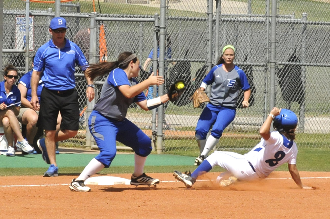 Photo of BUCS ADVANCE TO SEMIFINALS AT REGION XIV TOURNEY