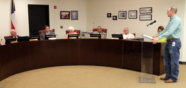 Photo of BRENHAM CITY COUNCIL LOOKS AT TXDOT PROPOSAL FOR ROAD OWNERSHIP AND MAINTENANCE