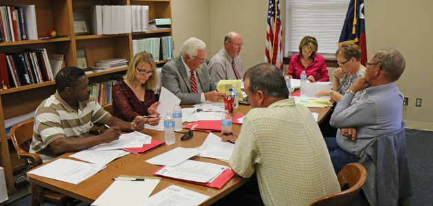 Photo of BURTON SCHOOL BOARD ELECTS NEW OFFICERS
