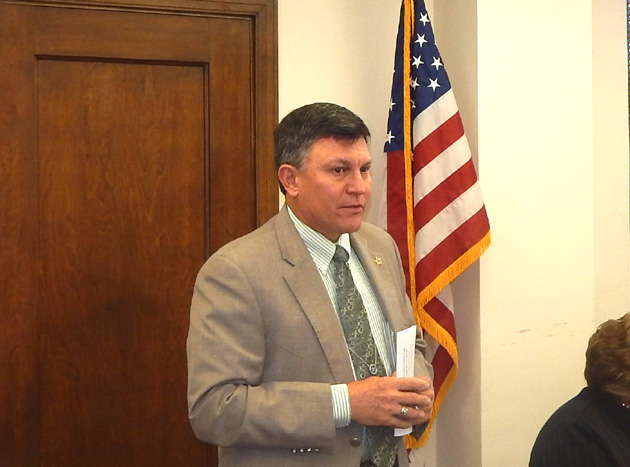 Photo of SHERIFF TO HOLD FORUM ON SCAMS IN BURTON