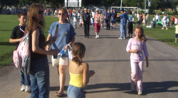 Photo of 11th ANNUAL BISD FITNESS WALK THURSDAY