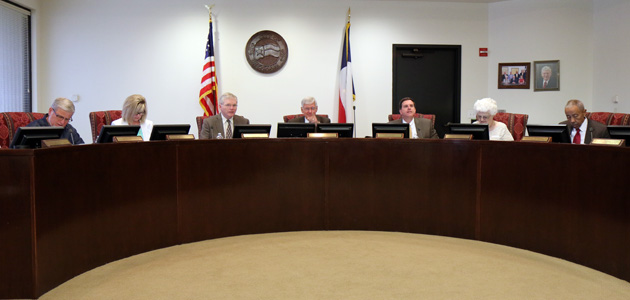 Photo of CITY COUNCIL DISCUSSES PUBLIC EVENTS POLICY