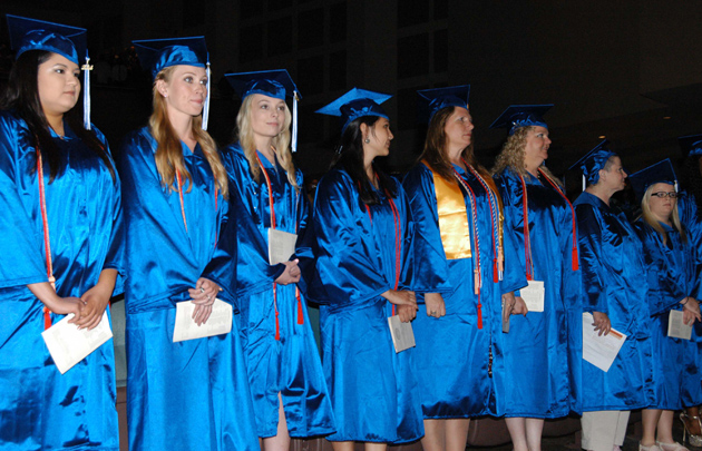Graduation story