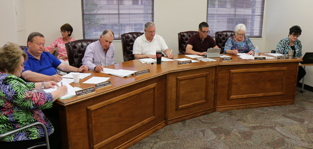 Photo of WASHINGTON COUNTY COMMISSIONERS GET UPDATE ON CONVENTION AND VISITORS REPORT