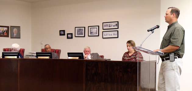 Photo of CITY COUNCIL DISCUSSES ROAD AND TRANSPORTATION PROJECTS