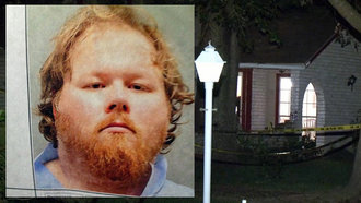 Photo of SUSPECT SURRENDERS IN THE MURDER OF SIX SPRING FAMILY MEMBERS