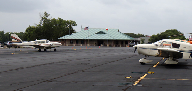Photo of CITY MOVES CLOSER TO RENTING OUT AIRPORT FBO BUILDING