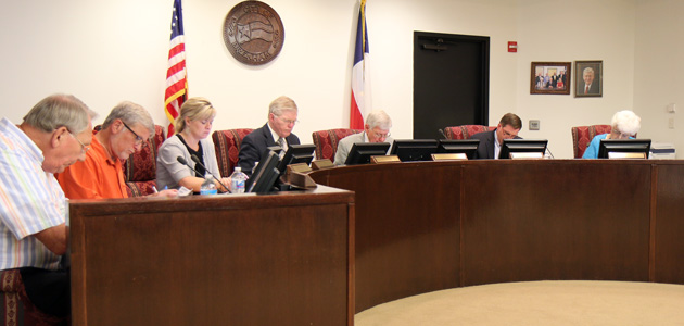Photo of BRENHAM CITY COUNCIL APPROVES INTERLOCAL AGREEMENT FOR MAY 9 ELECTIONS