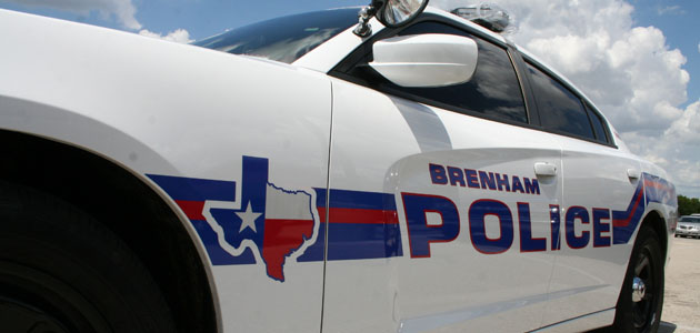 Photo of BRENHAM MAN ARREST FOR TRYING TO ELUDE POLICE