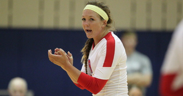 Photo of YOUNG RECEIVES CONFERENCE WEEKLY HONOR–AGAIN