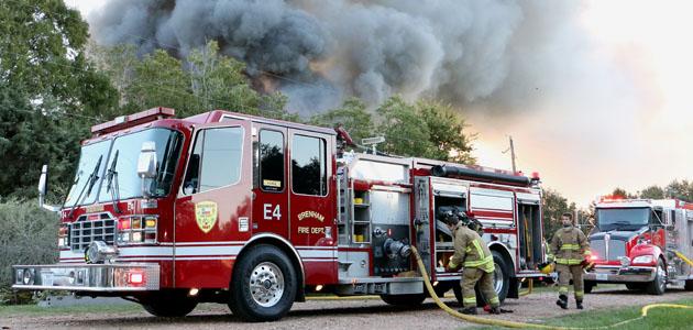 Photo of BRENHAM FIRE DEPARTMENT REPORT