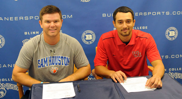 Photo of BUC PLAYERS SIGN WITH 4-YEAR PROGRAMS