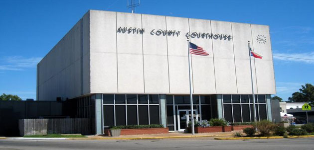 Photo of AUSTIN COUNTY PROCESSING ELECTION IDENTIFICATION CERTIFICATES