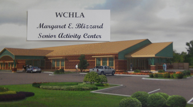 Photo of WCHLA ANNOUNCES THE CONSTRUCTION OF A NEW SENIOR ACTIVITY CENTER
