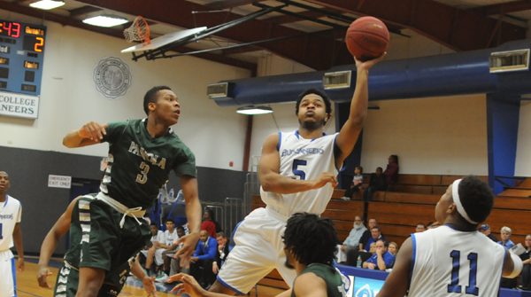 Photo of BLINN MEN'S BASKETBALL IN ACTION SATURDAY