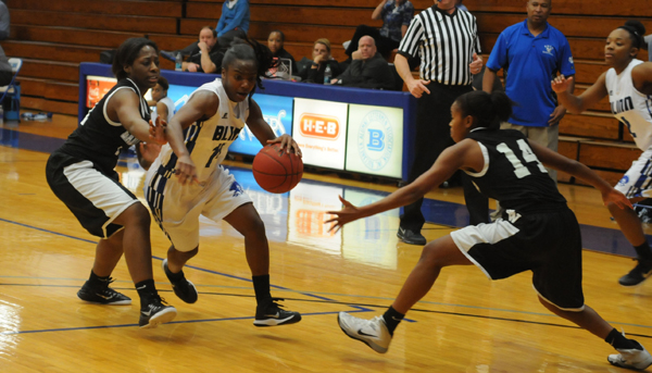 Photo of BUC WOMEN ROLL TO NON-CONFERENCE WIN