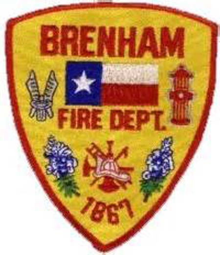 Photo of BRENHAM FIRE DEPARTMENT REPORT
