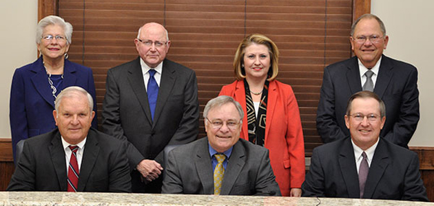 Photo of BLINN BOARD NAMES SEARCH COMMITTEE MEMBERS