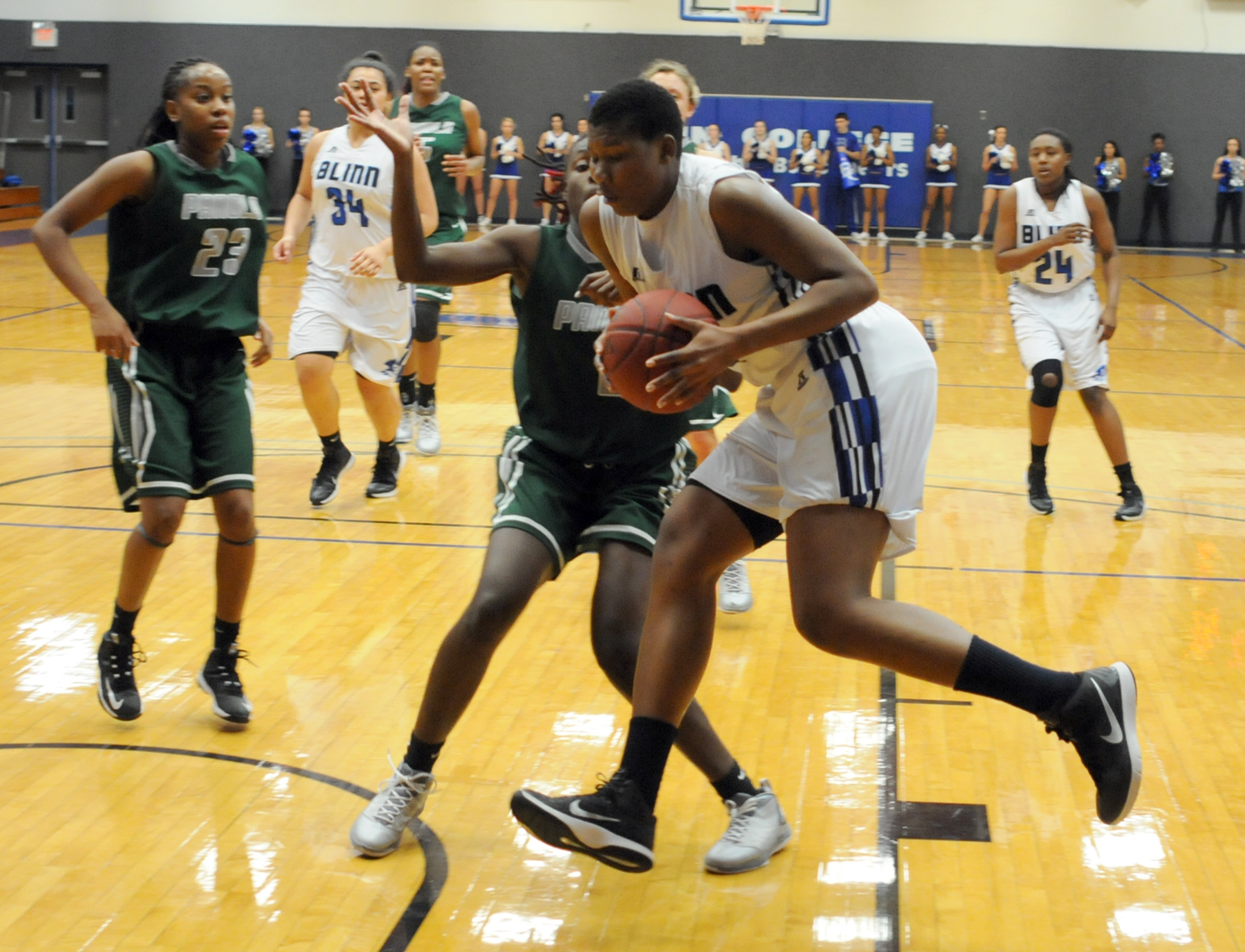 Photo of Buccaneers blow by Panola with strong second half, 101-71