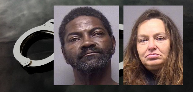 Photo of TWO ARRESTED ON DRUG CHARGES