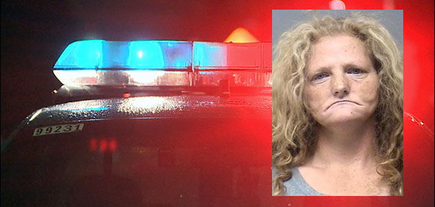 Photo of WOMAN ARRESTED FOR POSSESSION OF DANGEROUS DRUG