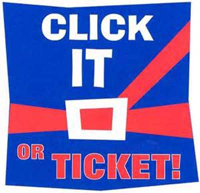 Photo of NAVASOTA POLICE DEPARTMENT RECOGNIZED BY CLICK IT OR TICKET CAMPAIGN
